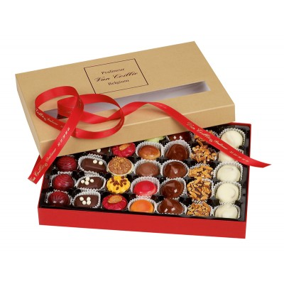 Van Coillie Luxury Selection Box 610g
