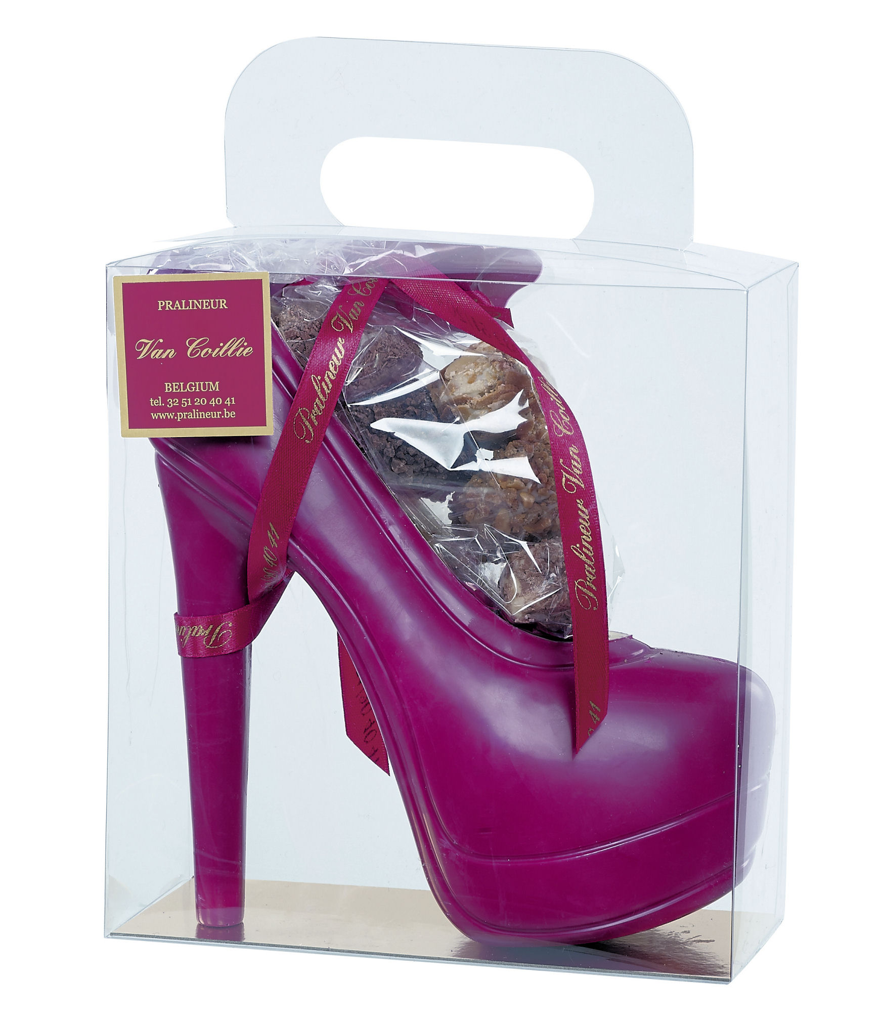 Van Coillie Chocolate Shoe