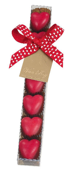 Van Roy Chocolate Hearts 7pc 90g (image 1)