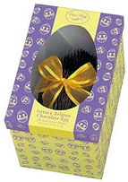 Van Roy Bitter Chocolate Easter Egg & Chocolates 400g