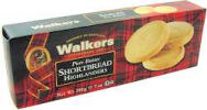 Walkers Shortbread Homebake Rounds 200g