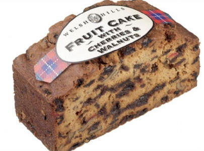 Welsh Hills Loaf Cake 475g