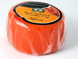 Wensleydale With Apricots Wax Truckle 200g