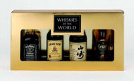 Miniture Whiskys Of The World Selection Pack