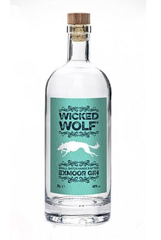 Wicked Wolf Exmoor Gin 37cl 42%