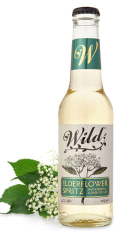 Wild Spritz Elderflower