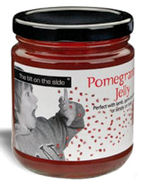 The Bit On The Side Pommegranite Jelly 360g