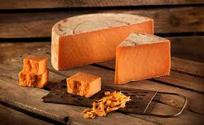 3kg Rutland Aged Red Leicester Whole Cheese