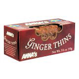 Annas Ginger Thins 150g