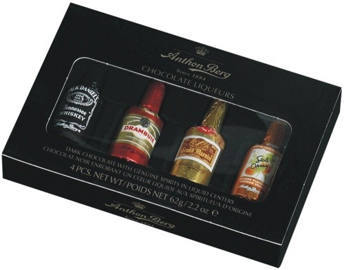 Anthon Berg Liqueur Chocolates 62g 4Pc
