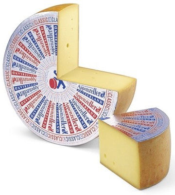 500g Appenzeller Cheese 500g (image 1)
