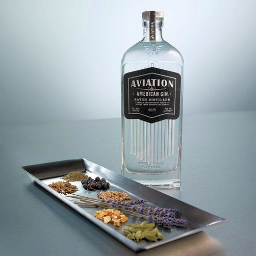 Aviation Gin 70cl Key Botanicals