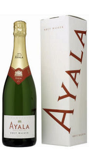 Ayala Brut Nature Champagne Gift Box 75cl 12%