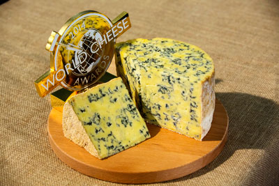 Bath Blue Voted best Cheese in the World 2014
