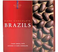 Beechs Dark Chocolate Brazil Nuts  160g