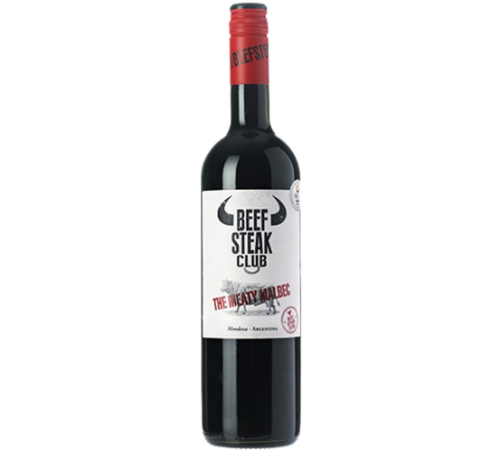 Beef Steak Club The Meaty Malbec 75cl