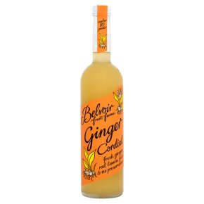 Belvoir Organic Ginger Cordial 50cl