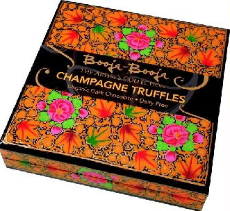 Booja Booja Artists Collection Champagne Collection 200g (image 1)