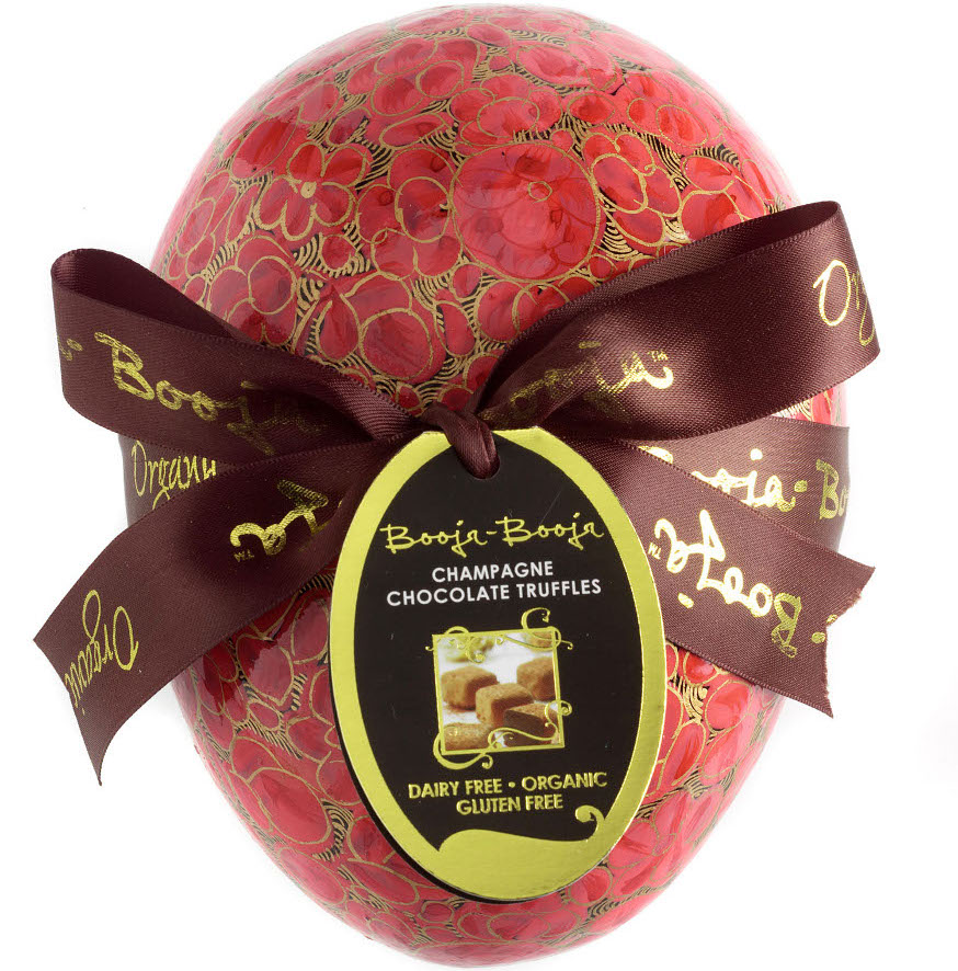 Booja`s stylish 150g Eggs