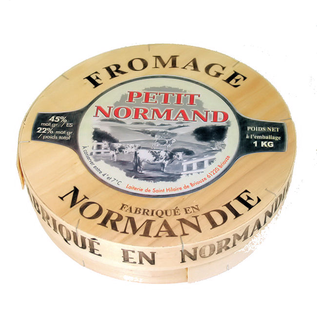 Petit Normand Camembert 1kg