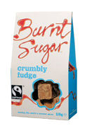 Burnt Sugar Original Crumbly Fudge 110g