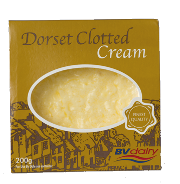 Dorset Clotted Cream 454g