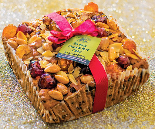 Cottage Delights Brandy Fruit & Nut Cake 900g