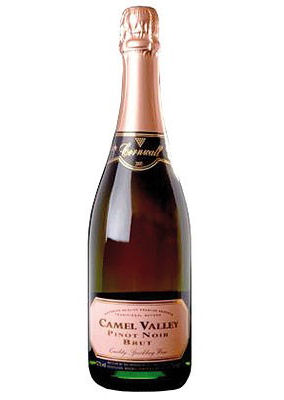 Camel Valley Sparkling Rose Wine 75cl 12.5%