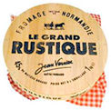 Le Rustique Unpasturised Camembert 1kg