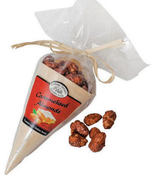 Cottage Delight Caramelised Almonds