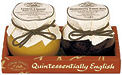 Cottage Delight Lemon Cheese & Strawberry Preserve Giftset