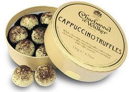 Charbonnel Walker Cappuccino Truffles