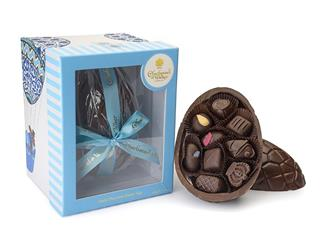 Charbonnel Walker Dark Chocolate Easter Egg 115g