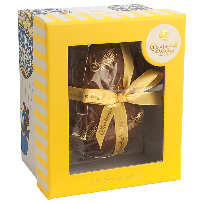 Charbonnel Walker Milk Chocolate Easter Egg 115g