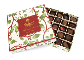 Charbonnel Walker Xmas Fine Chocolate Selection 310g (image 1)