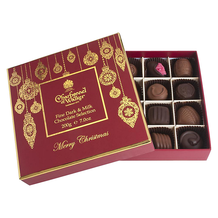 Charbonnel et Walker Merry Christmas Chocolate Selection