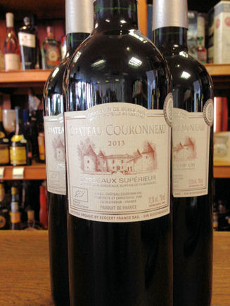 Chateau Couronneau Bordeaux Label