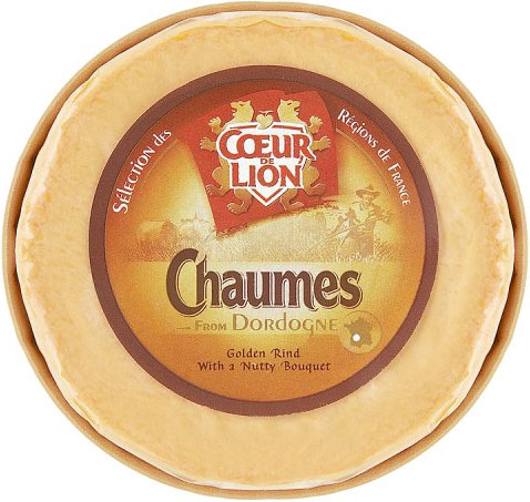 Chaumes Cheese
