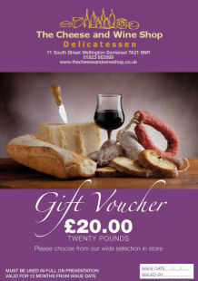 Buy a Gift Voucher here!