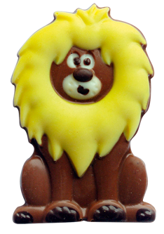 Milk Chocolate Lion 28g