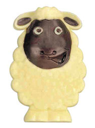 White Chocolate Sheep 40g