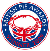 Chunk Award winning pies