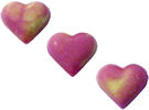 Van Coillie White Chocolate Hearts 1.25kg