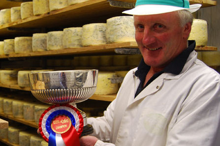 Cornish Blue Cheese Award Winner