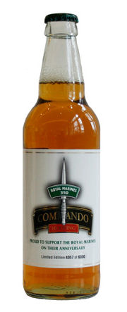 Cotleigh Commando Beer Limited Edition 500ml 5%