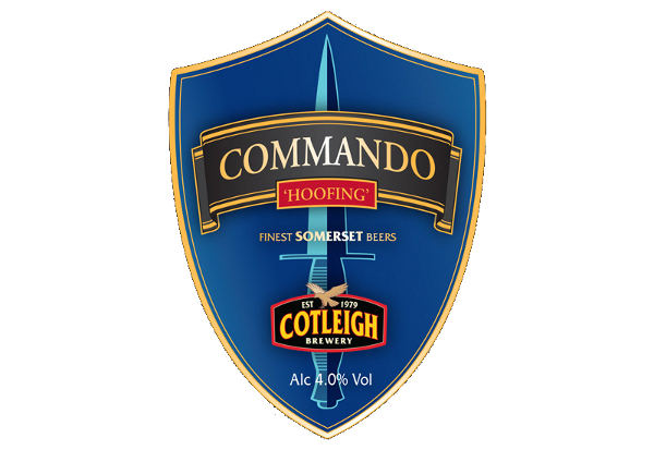 Cotleigh Commando Beer 500ml