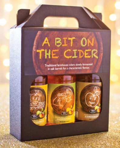 Cottage Delight A Bit on the Cider Giftbox