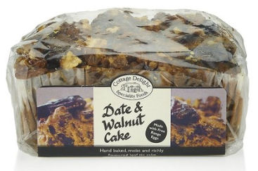 Cottage Delight Date and Walnut Cake (image 1)