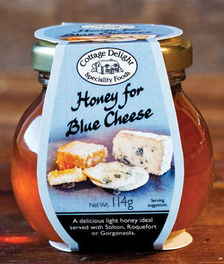Cottage Delight Honey for Blue Cheese 114g