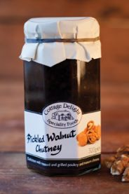 Cottage Delight Pickled Walnut Chutney 320g